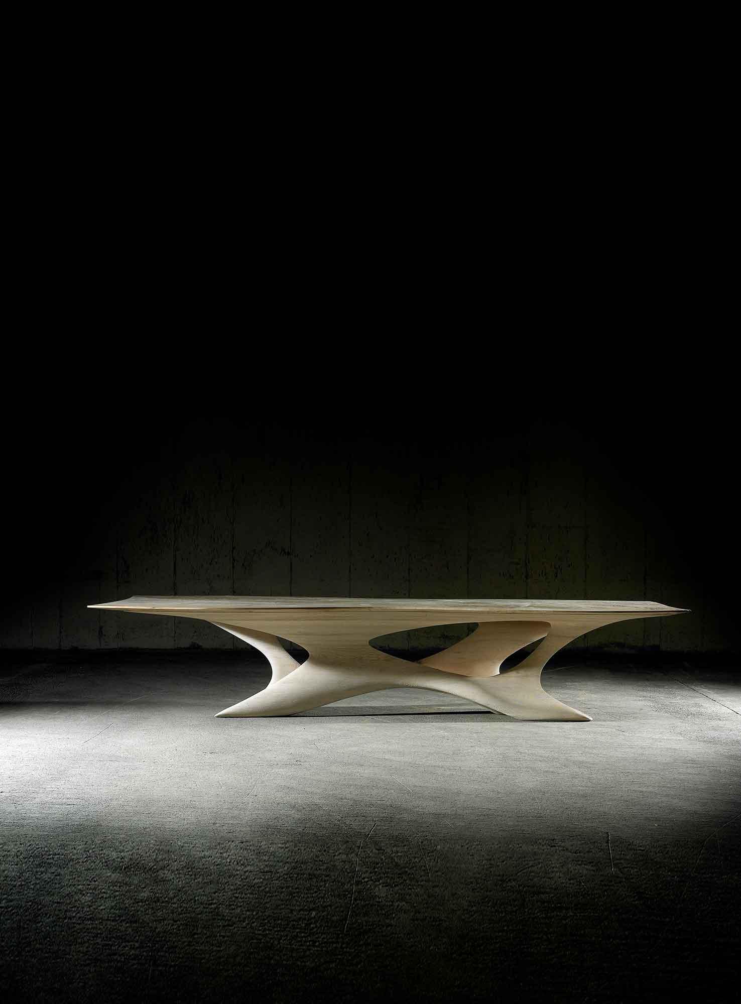 Erosion II Dining Table (2010)