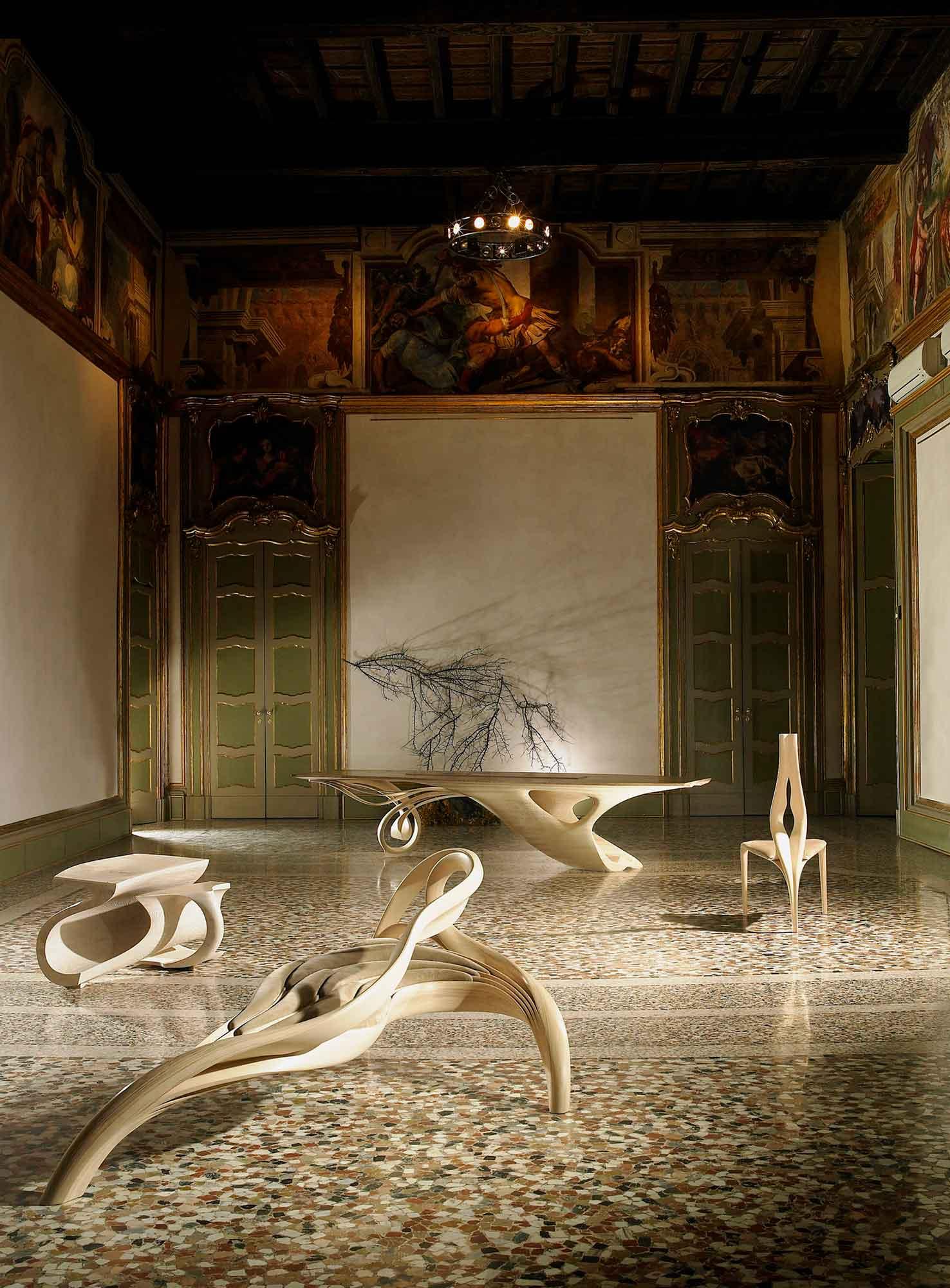 Salone Del Mobile Fair, Palazzo Durini(Milan, Italy)(2012)