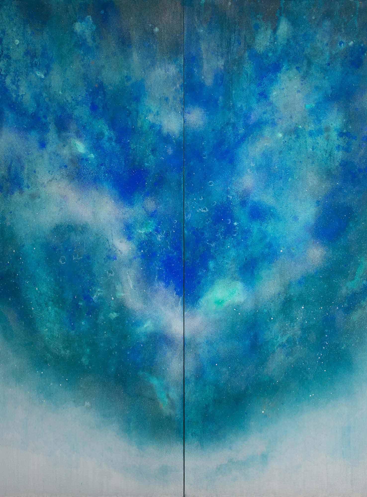 Remnants of Blue(2017)