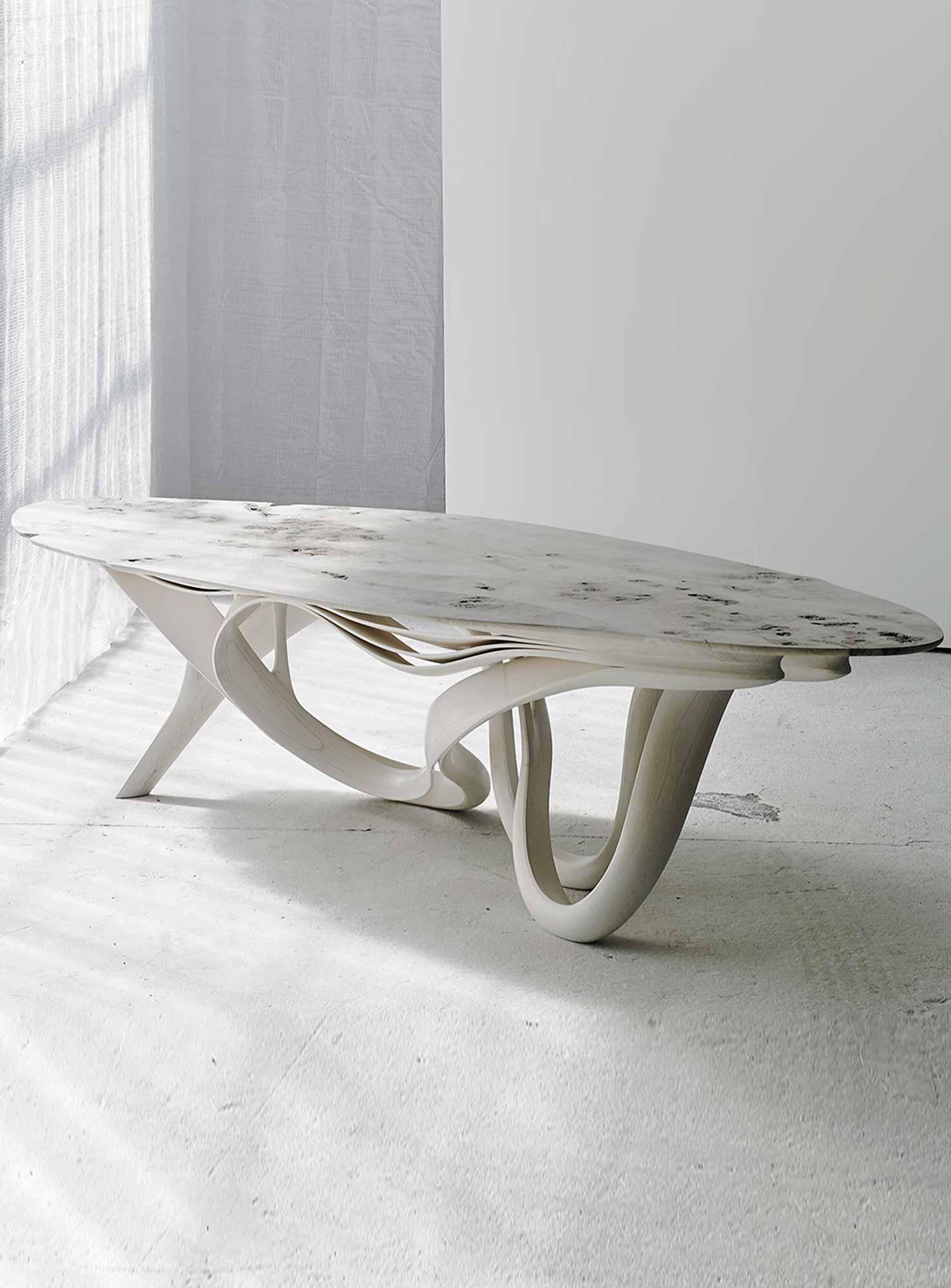 Rinn Enignum Dining Table(2018)