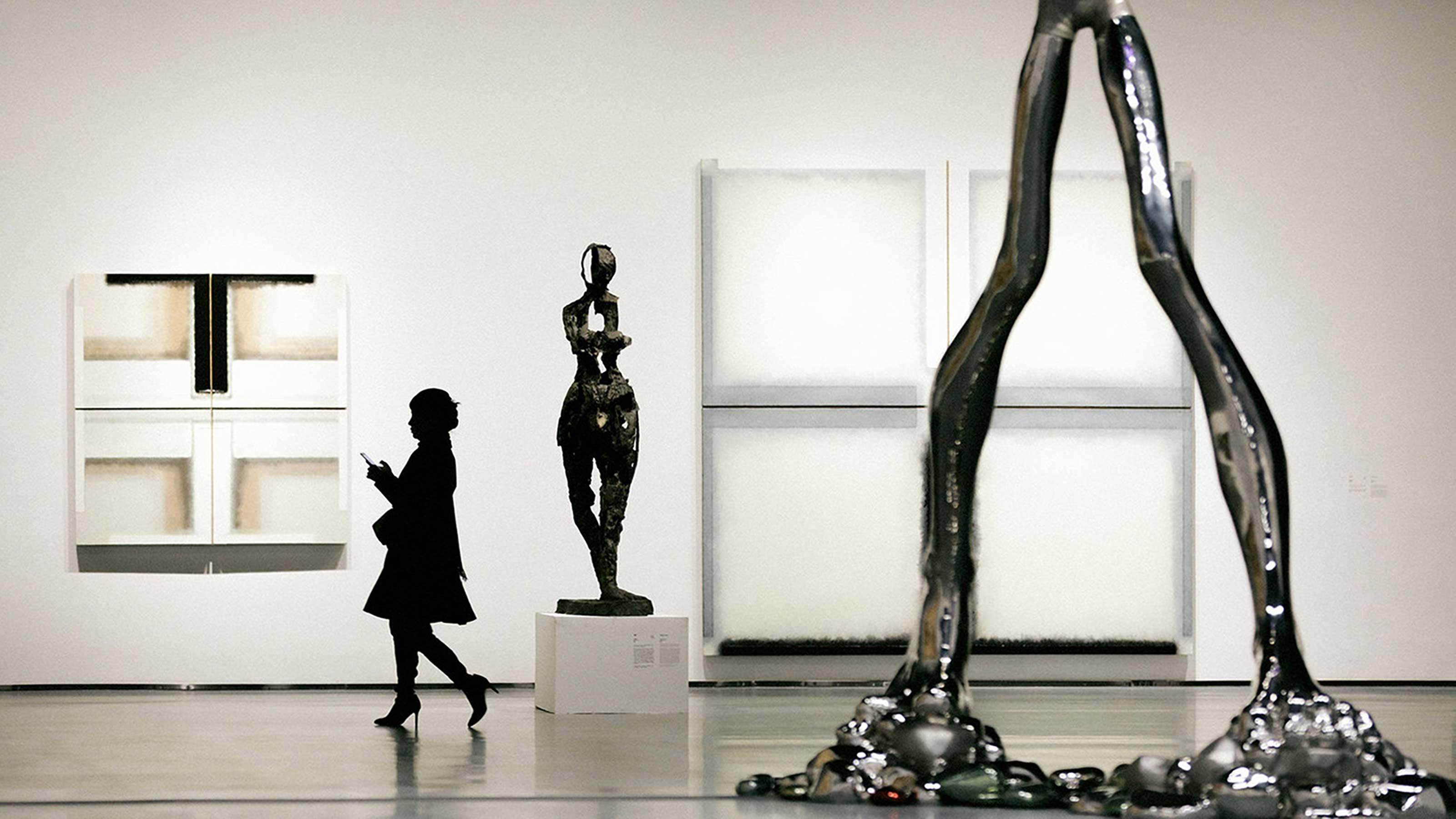 Artist Niyoko Ikuta acquired by the Jupiter Museum of Art in Shenzhen, China
